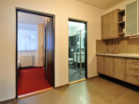 3 lůžkový apartmán