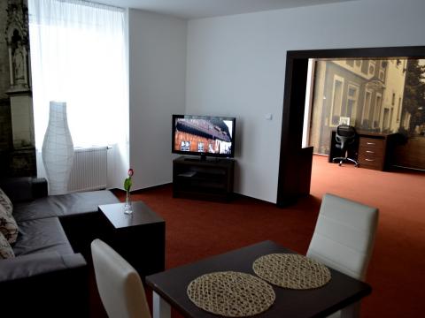 2 lůžkový apartmán
